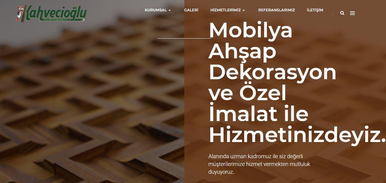 Kahvecioğlu Ahşap