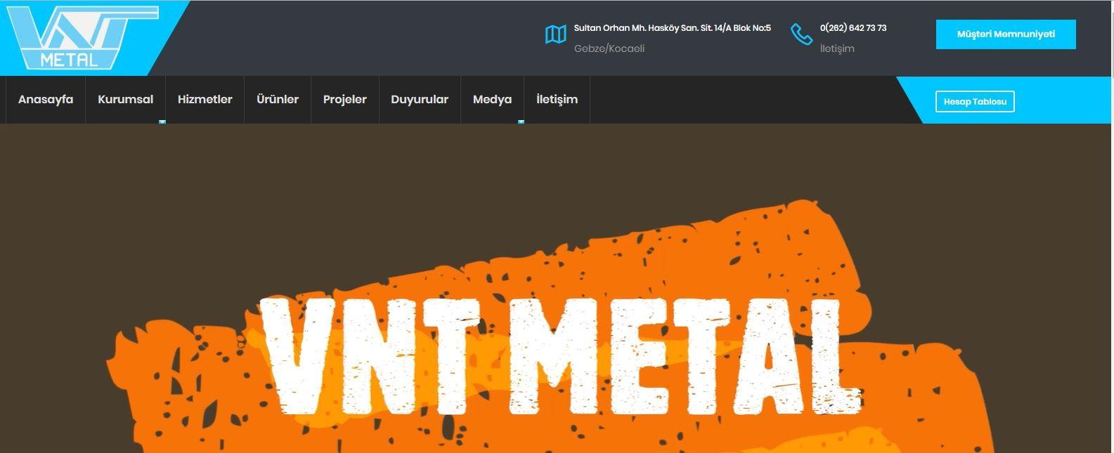 VNT Metal